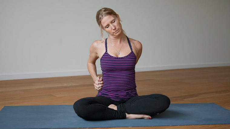 Esther Ekhart, Therapeutics yoga