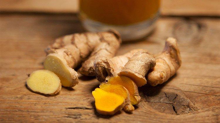 ginger and tumeric ayurveda recipe