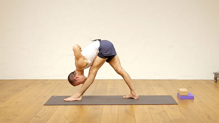 Joey Miles, Ashtanga