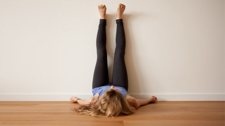 6 yoga poses for stress relief | Ekhart Yoga