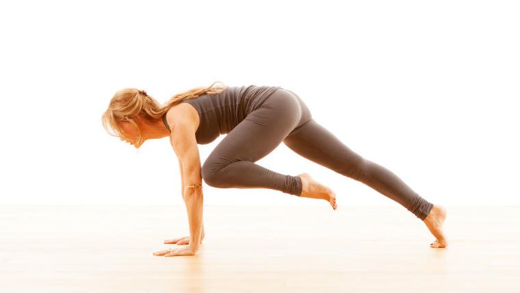 Marlene Henny, Core Strength Vinyasa