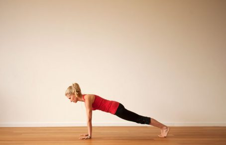 how to do a sun salutation with a guide to the breath