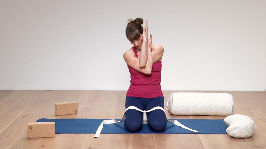 Yoga for a good night's sleep class